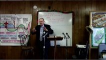 Wild Chickasaw Indian Preacher Dr. Jim